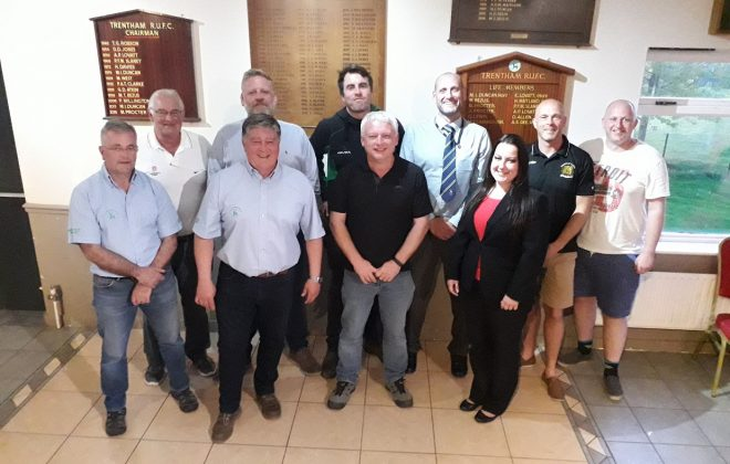 Trentham rugby club committee 2019